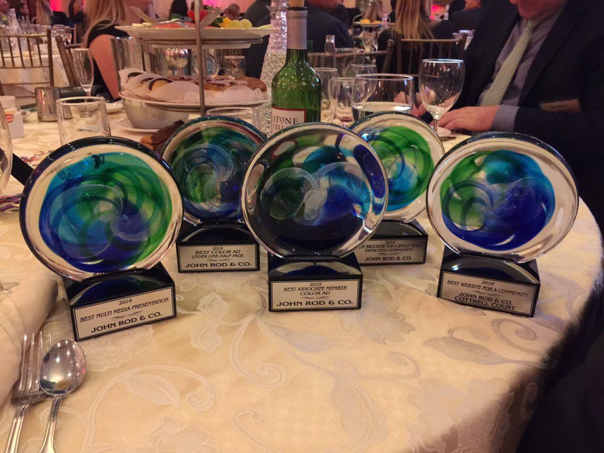 John Rod and Co. Wins 5 FAME Awards
